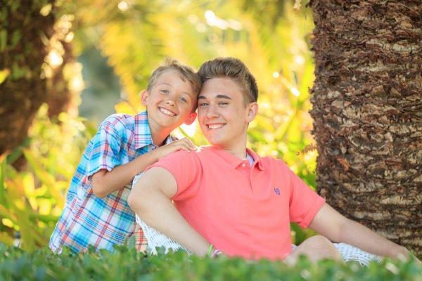 Family photo session on Sanibel and Captiva
