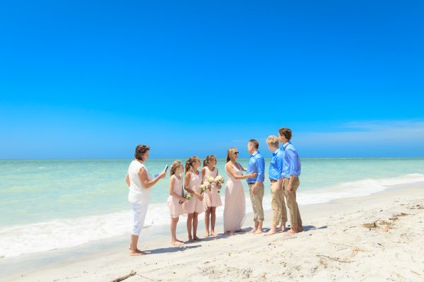 Captiva Island Elopement