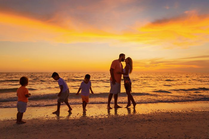 Marco Island family photography