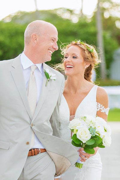 South Seas Island Resort wedding photo