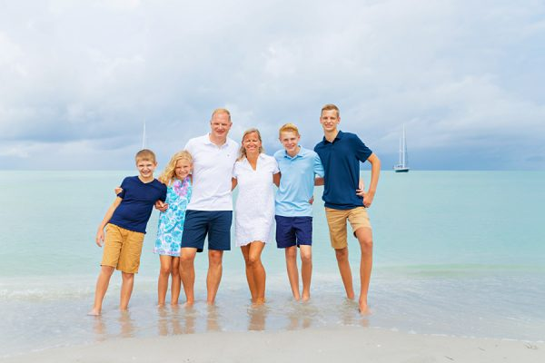 Captiva Island Family Photography