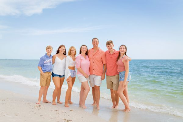 beach photo on North Captiva Island