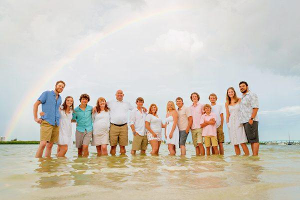 Fort Myers Beach Family Photographer