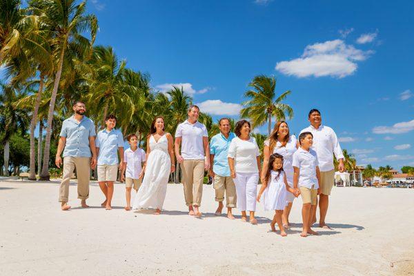 Miromar Lakes family photography